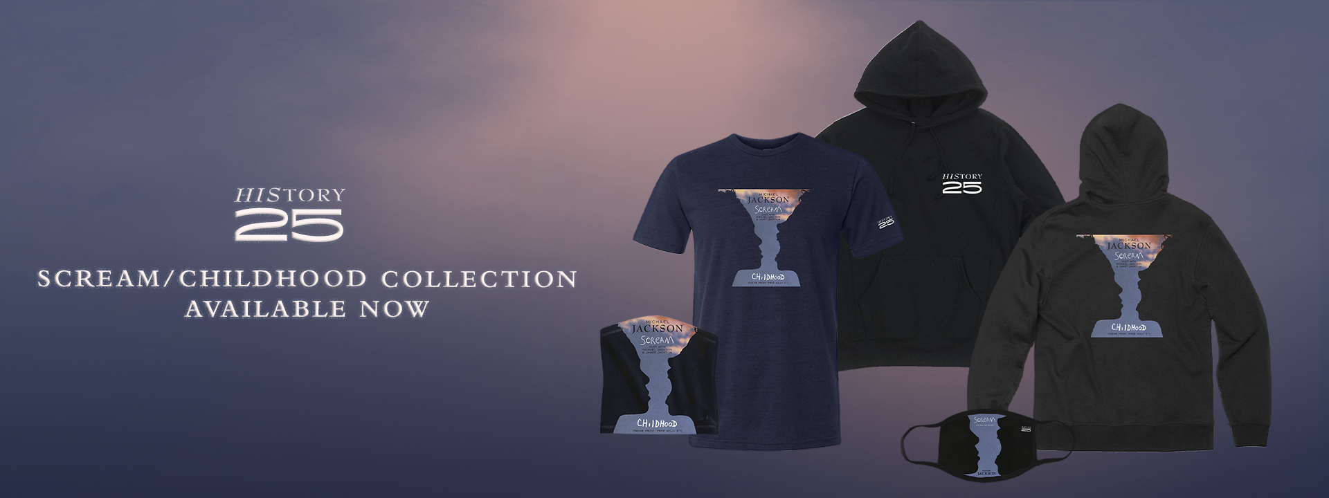Scream Collection Available Now